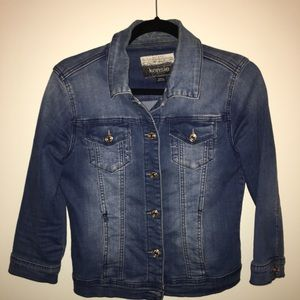 Kensie classic denim jacket